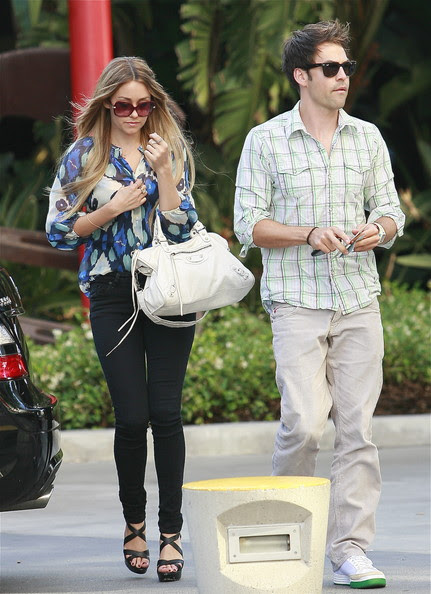 lauren conrad and kyle howard 2010