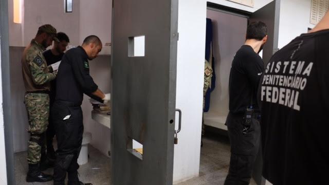 Operação Epístolas: Quadrilha de Beira Mar caiu após bilhete ser encontrado em marmita no presídio federal de Porto Velho