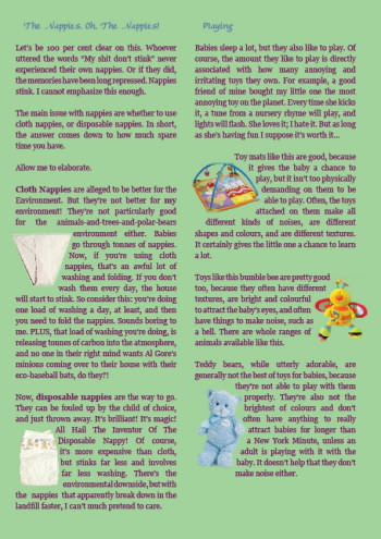 Ashy's Baby Talk page 2 for the 1.618 Weekly