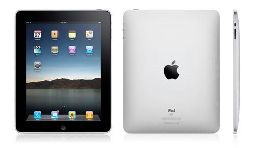 苹果iPad视觉设计分析
