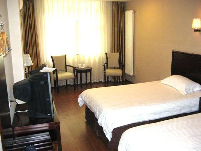 Review GreenTree  Sichuan Chengdu Airport Road Express Hotel