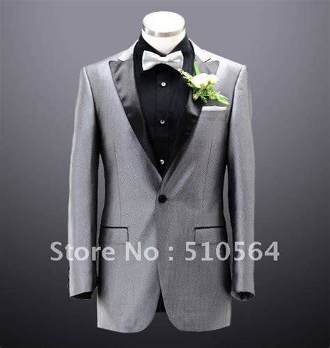 Wholesale Free shipping custom made men tuxedos high