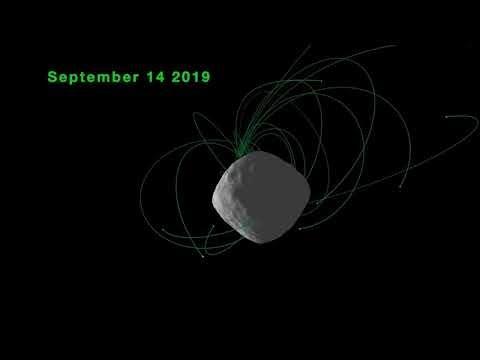 VÍDEO: Nasa descobre que asteroide Bennu está se desintegrando no espaço