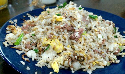 Beef Fried Rice (RM8.00)