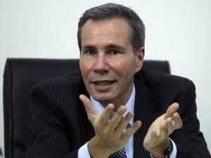 O procurador argentino Alberto Nisman, que denunciou a presidente Cristina Kirchner de acobertar o envolvimento de terroristas iranianos em atentado a centro judaico em 1994. (Foto: Reuters/Marcos Brindicci/File)