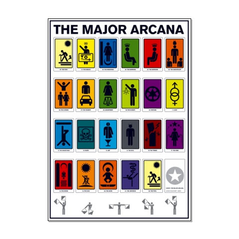 Major Arcana by John Coulthart