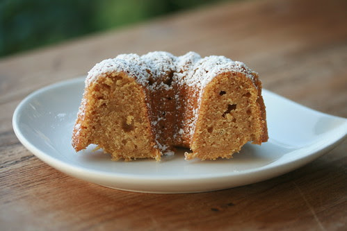 Pumpkin & Ginger Bundt - I Like Big Bundts 2010