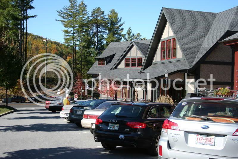 cafe in north carolina mountains