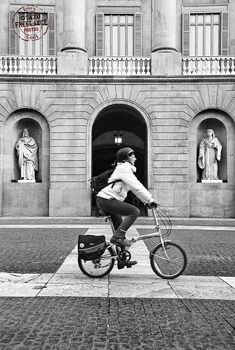 [BCN CITY] - [street photography] by Otazu