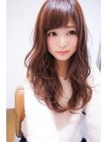 ヘアカタログ パーマ ロング - ヘアスタイル・髪型・ヘアカタログ(ロング|モテ・愛され)|人気順