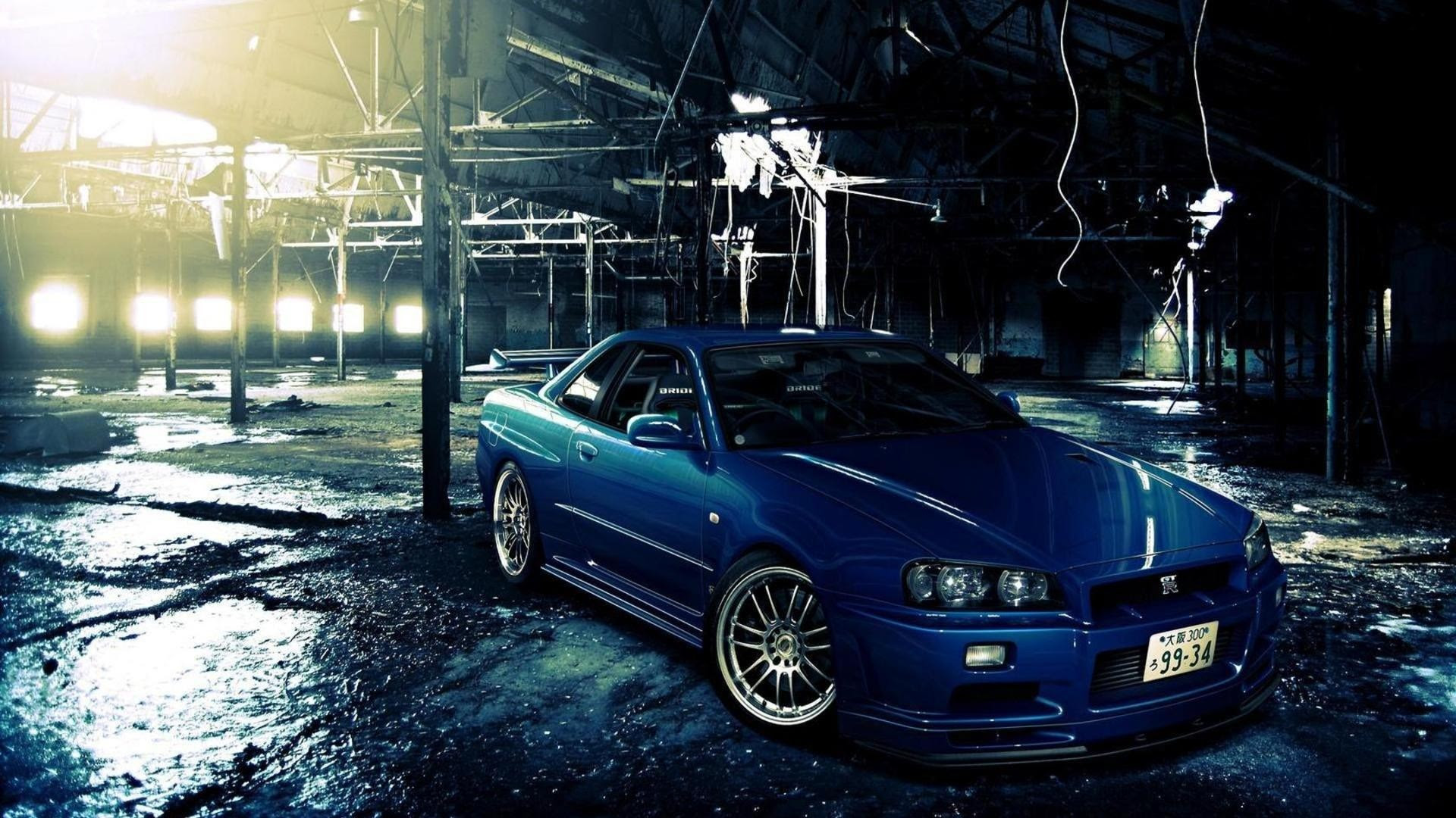 Nissan Skyline Gtr R34 Wallpaper Hd Engine Information