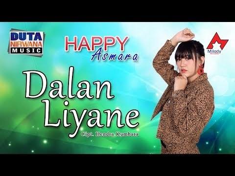 Kunci Gitar Happy Asmara Dalan Liyane Hendra Kumbara Kunci