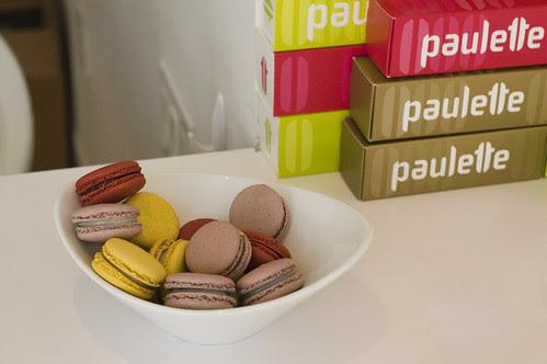 samples at paulette
