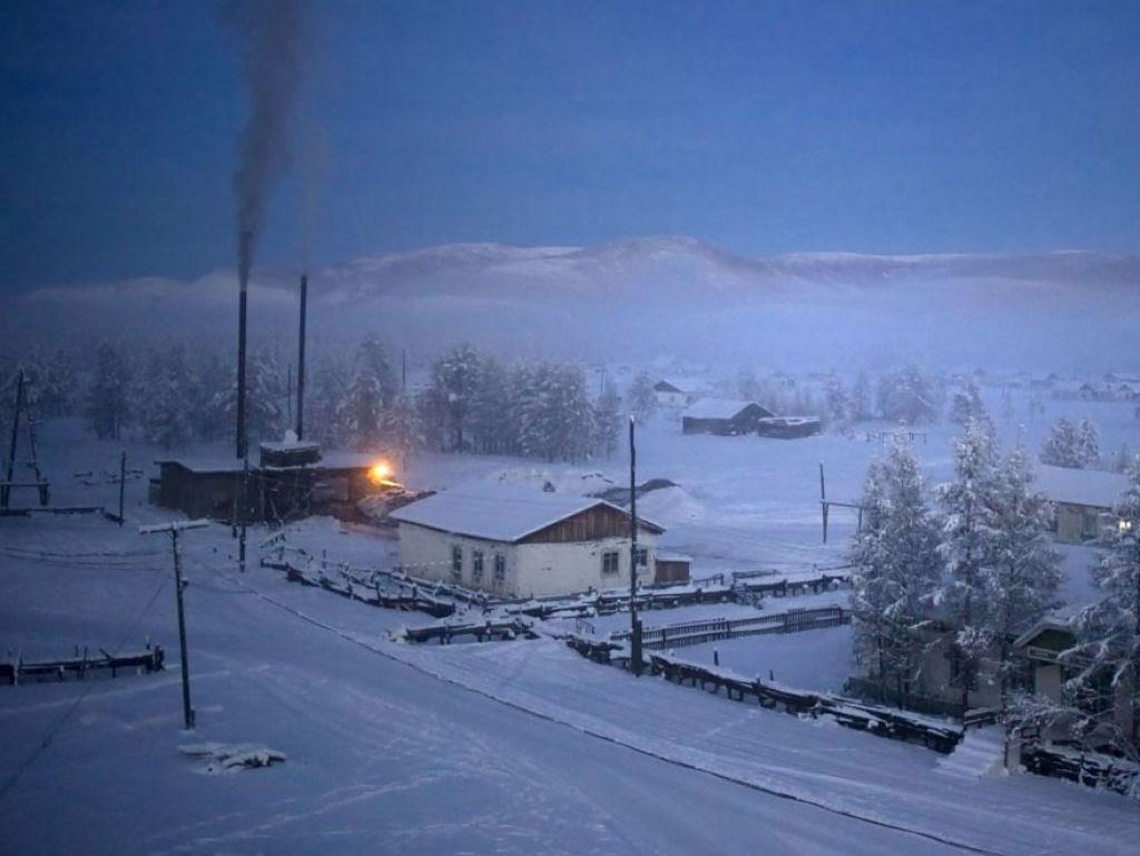 Conheça Oimekon, o povoado mais frio do planeta 20