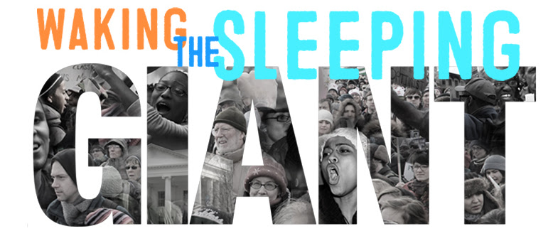 Image result for WAKING THE SLEEPING GIANT