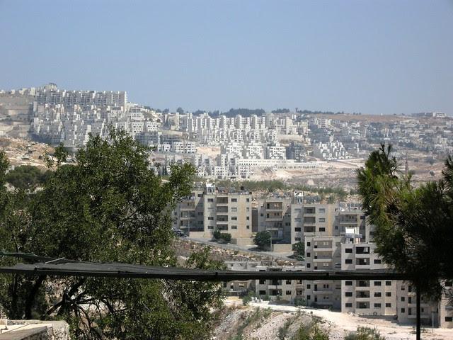 Israeli settlement in Palestine