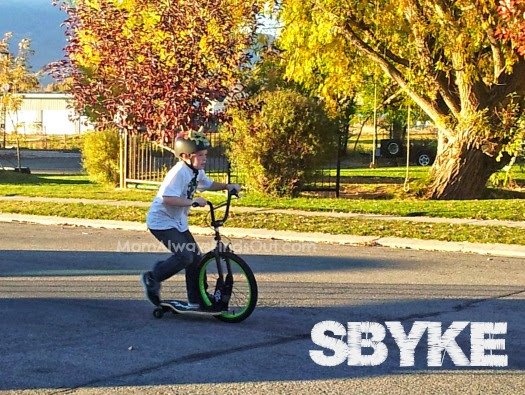 sbyke review scooter