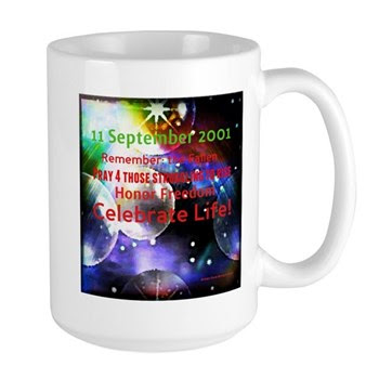 September 11th Large Mugs