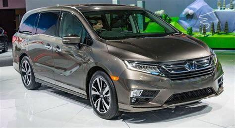 honda odyssey rumors honda cars review release