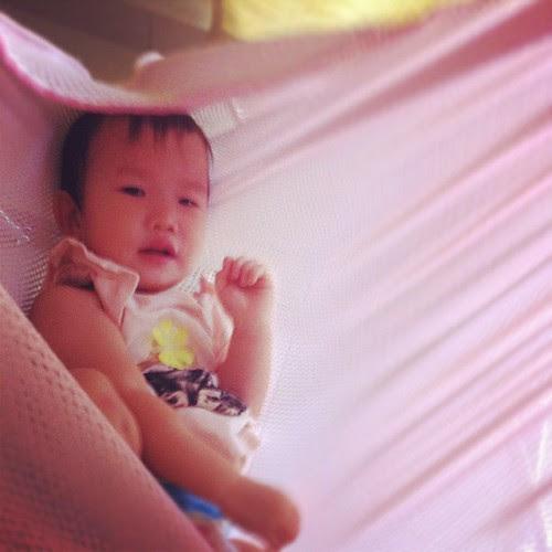 Ethereal baby