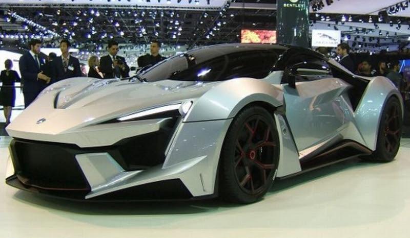 Mobil Mewah Terbaru Buatan W Motors ...