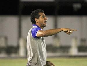 Washington Lobo, técnico do Sabugy (Foto: Nelsina Vitorino / Jornal da Paraíba)