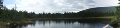 Kilkenny Ridge Trail Beaver Pond Panorama