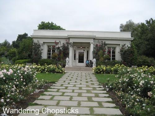 The Huntington Library, Art Collections, and Botanical Gardens (Rose Garden) (Spring) - San Marino 12