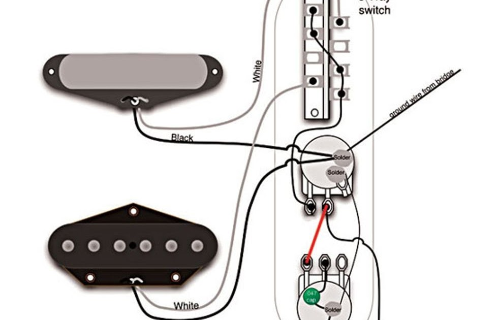50 Telecaster Wiring Diagram
