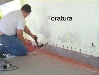 Soluzione umidità muri