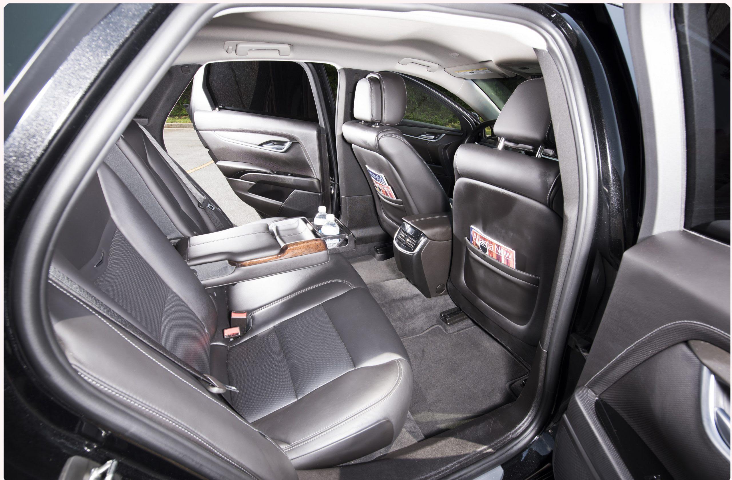 XTS Cadillac Sedan Rental in Atlanta - Atlantic Limousine
