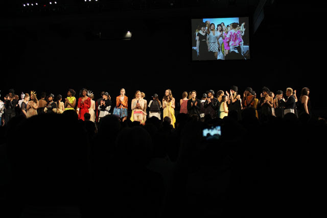 DAAP Senior Fashion Show 2013