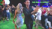 Kelly Bailey sensual nas festas de Verão da Tvi