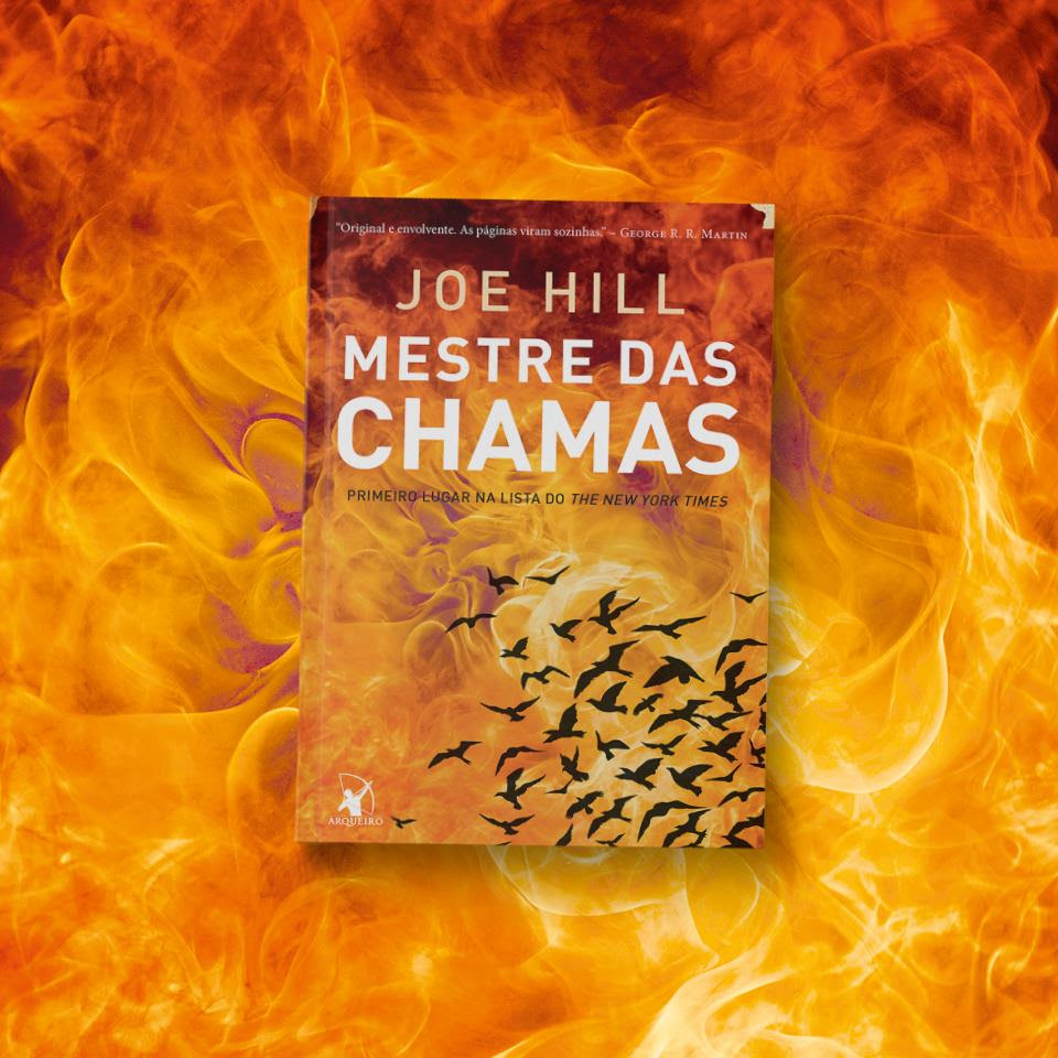 Mestre das Chamas - Joe Hill