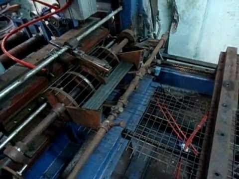 Máy Hàn Vỹ nướng tự động, chuồng gà, chuồng chim công nghiệp