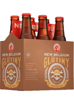 New Belgium Glutiny Golden Ale | Total Wine & More