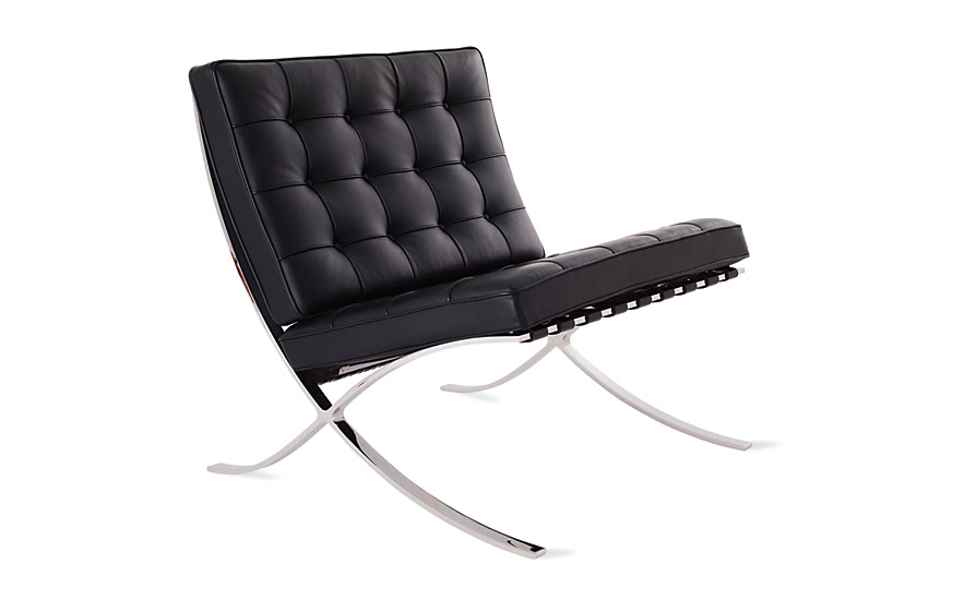 Barcelona Chair Design Within Reach