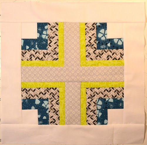 Four Acres for Chrissy, Modern Stitching Bee