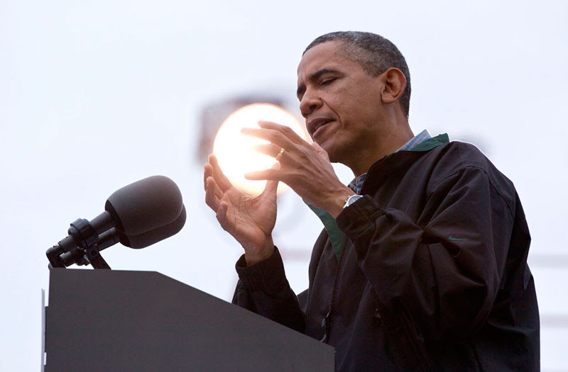 obama οδηγός τέλειο συγχρονισμό