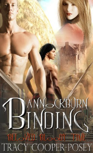 Bannockburn Binding (Beloved Bloody Time) by Tracy Cooper-Posey