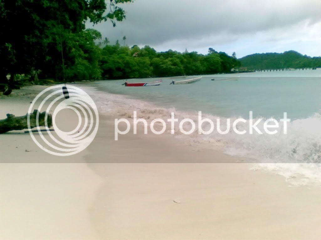 Gapang Beach of SABANG