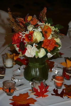 fall wedding centerpieces fall centerpieces autumn wedding centerpieces
