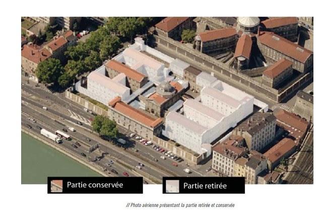 rénovation+prison+st+joseph+Lyon