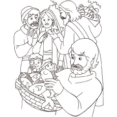 bible characters coloring pages at getcolorings  free printable colorings pages to print