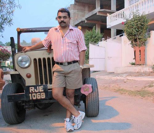 The Strange Encounter with a Rajput Prince