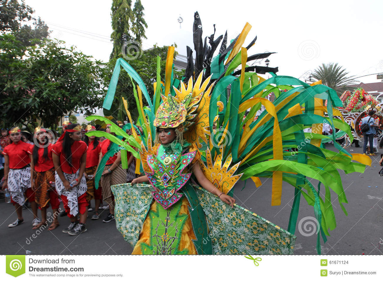 Carnival Editorial Stock Image  Image: 61671124