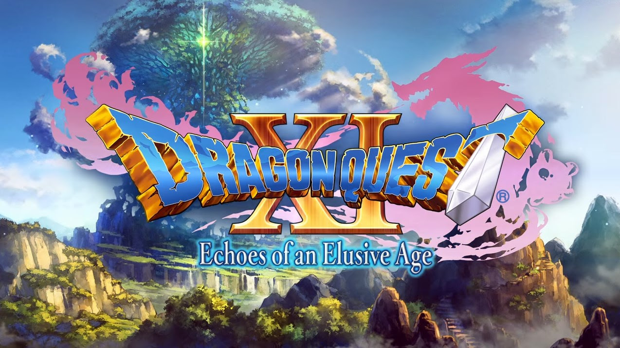 Dragon Quest XI: Echoes of an Elusive Age releasing outside of Japan in 2018 screenshot