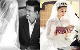 BTV Thời sự Quang Minh kết hôn với nữ nhà văn xinh đẹp ở tuổi 41