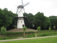 photo of Tholen Windmill