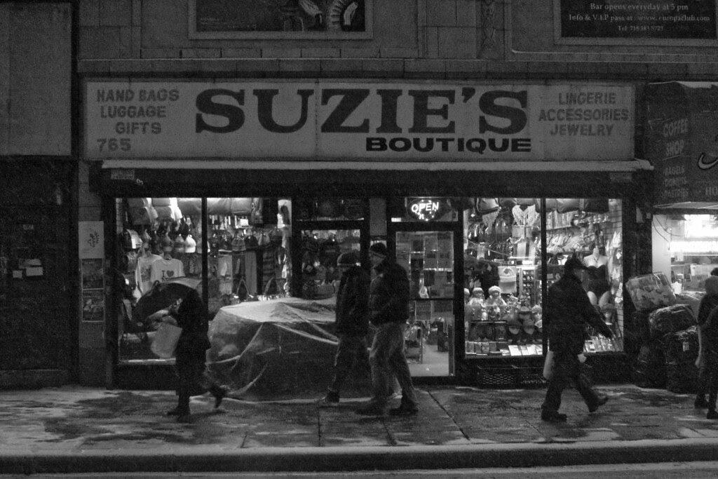 Suzie's Boutique